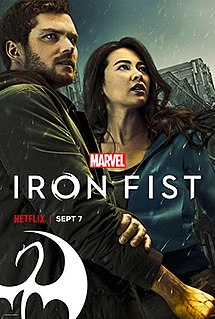 <i>Iron Fist</i> (season 2) season of television series