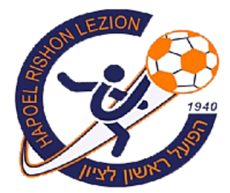 Hapoel Rishon LeZion F.C. - Hapoel Rishon LeZion's emblem