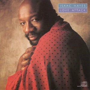 Love Attack (album) - Image: Isaac Hayes Love Attack