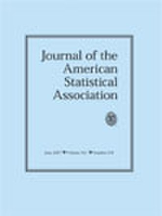 Journal of the American Statistical Association - Image: JASA cover