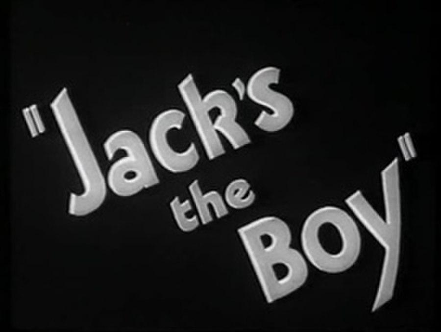 Jack's the Boy