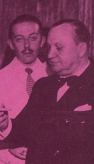 Jaime Yankelevich - Jaime Yankelevich (right)