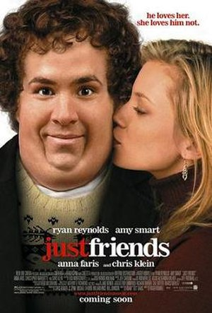 Just Friends - Theatrical release poster