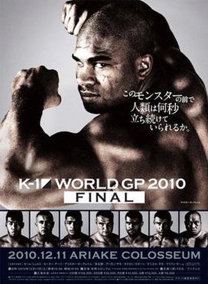 K-1 World Grand Prix 2010 Final - Image: K1WGP2010