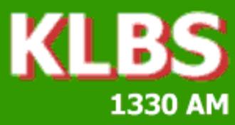 KLBS - Image: KLBS AM logo