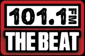 KNRJ - Image: KNRJ 101.1FMThe Beat logo