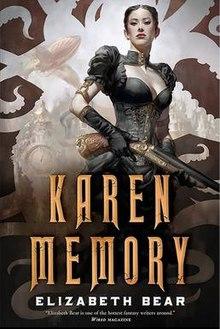 Image result for Elizabeth Bear: Karen Memory.