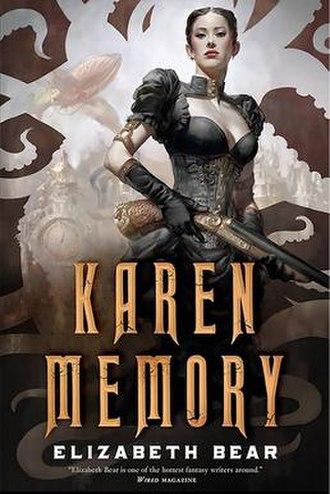 Karen Memory - Cover art