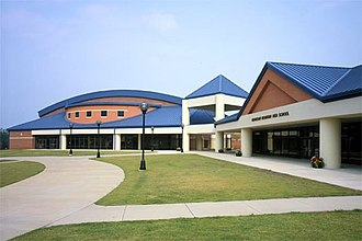 Kennesaw Mountain High School - Image: Kennesaw main