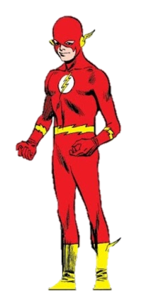 Kid Flash (Wally West circa 1961).png