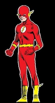 Kid Flash Wikipedia