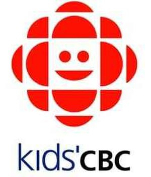 CBC Kids - Kids' CBC logo from 2003 to 2016