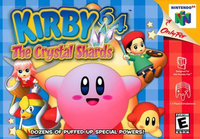 Picture of a game: Kirby 64: The Crystal Shards