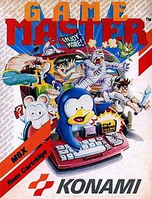 TEST VAMPIRE KILLER MSX 2 220px-Konami_Game_Master