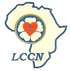 The Lutheran Church of Christ in Nigeria - Logo of the LCCN