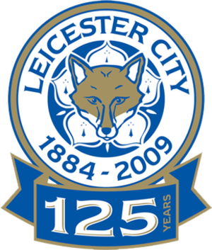 2009–10 Leicester City F.C. season - Leicester City's badge for the 2009–10 season.