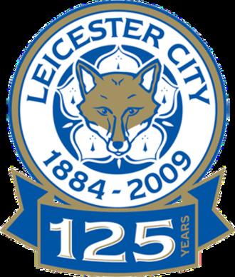 2009–10 Leicester City F.C. season - Leicester City's badge for the 2009–10 season.