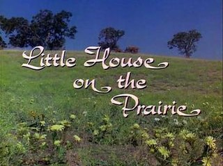 <i>Little House on the Prairie</i> (TV series) American Western drama television series, 1974 to 1983, adaptation of the Little House series