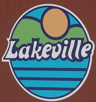 Lakeville, Minnesota - Image: Lakevillelogo