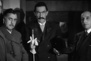 Nicolás Zúñiga y Miranda - Zúñiga y Miranda played by Max Langler in the 1943 movie México de mis recuerdos