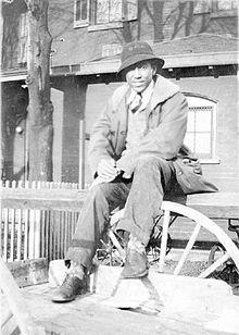 http://en.wikipedia.org/wiki/File:Langston_Hughes_Lincoln_University_1928.jpg