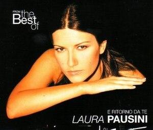 E ritorno da te (song) - Image: Laura Pausini E ritorno da (song)