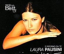 cd de laura pausini the best of