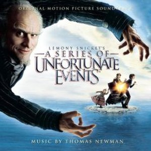 Lemony Snicket's A Series of Unfortunate Events (soundtrack) - Image: Lemony Snicket Soundtrack