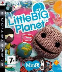 LittleBigPlanet cover art