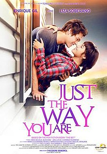 LizQueen Just The Way You Are Official Movie Poster