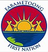 Official seal of Eabametoong First Nation,