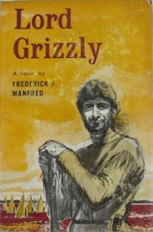 Lord Grizzly - First edition (publ. McGraw-Hill)