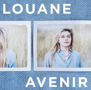 Avenir (song) - Image: Louane Avenir