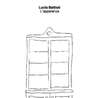 L'apparenza - Image: Lucio Battisti L'apparenza (CD cover)