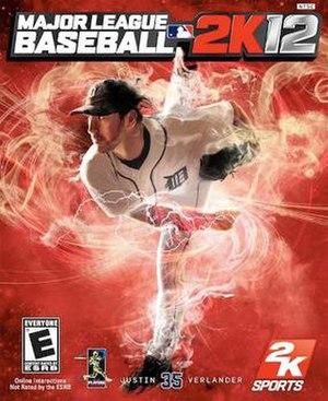 Major League Baseball 2K12 - Image: MLB 2K12