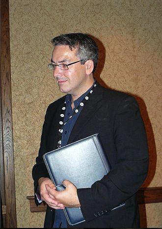 Mark Ellis (actor) - Image: Mark Ellis in 2009 Banff World TV Festival