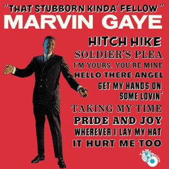 That Stubborn Kinda Fellow - Image: Marvinstubborn