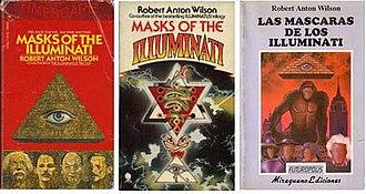 Masks of the Illuminati - Image: Masks of the Illuminati