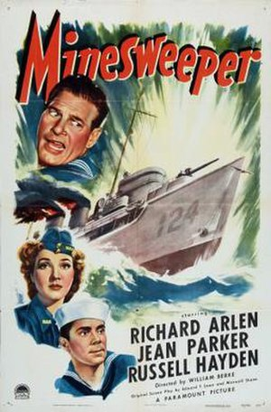 Minesweeper (film) - Theatrical release poster