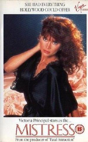 Mistress (1987 film) - Image: Mistress (1987 film)