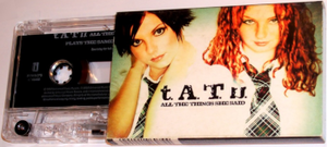 Cassette single - A relatively modern cassette single (by Tatu) in an O case packaging. This single is sold only in the O case and does not have an insert