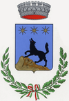 Coat of arms of Montelupo Albese