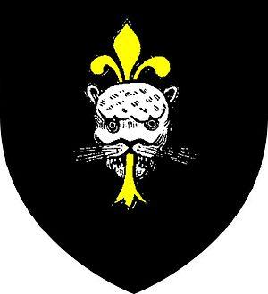 Thomas de Morley, 5th Baron Morley - Morley Coat of Arms