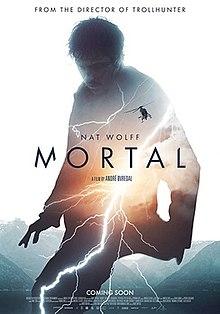 Mortal 2020 Norway André Øvredal Nat Wolff Priyanka Bose Iben Akerlie  Action, Adventure, Fantasy