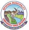 Official seal of Mpofana