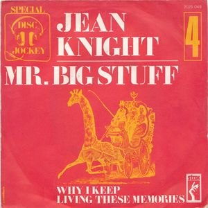 Mr. Big Stuff - Image: Mr. Big Stuff Jean Knight