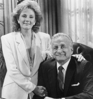 Mr. President (TV series) - Carlin Glynn and George C.Scott