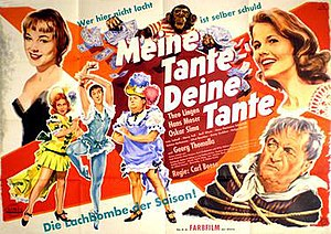 My Aunt, Your Aunt (1956 film) - Image: My Aunt, Your Aunt (1956 film)
