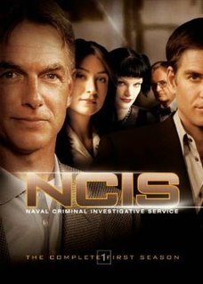 <i>NCIS</i> (season 1) Season of television series