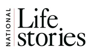 National Life Stories - Image: NLS logo small